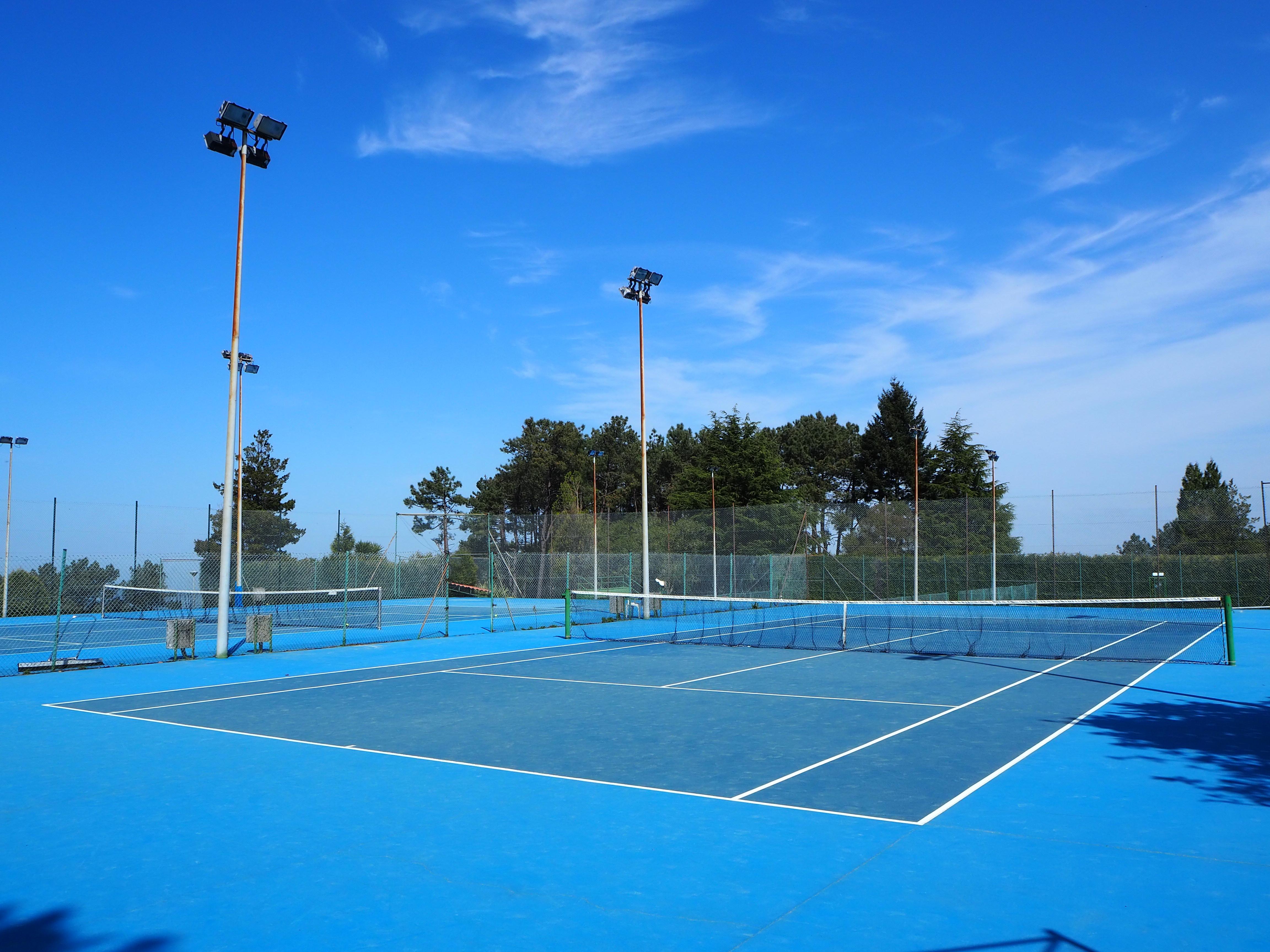 Pistas de tenis greenset