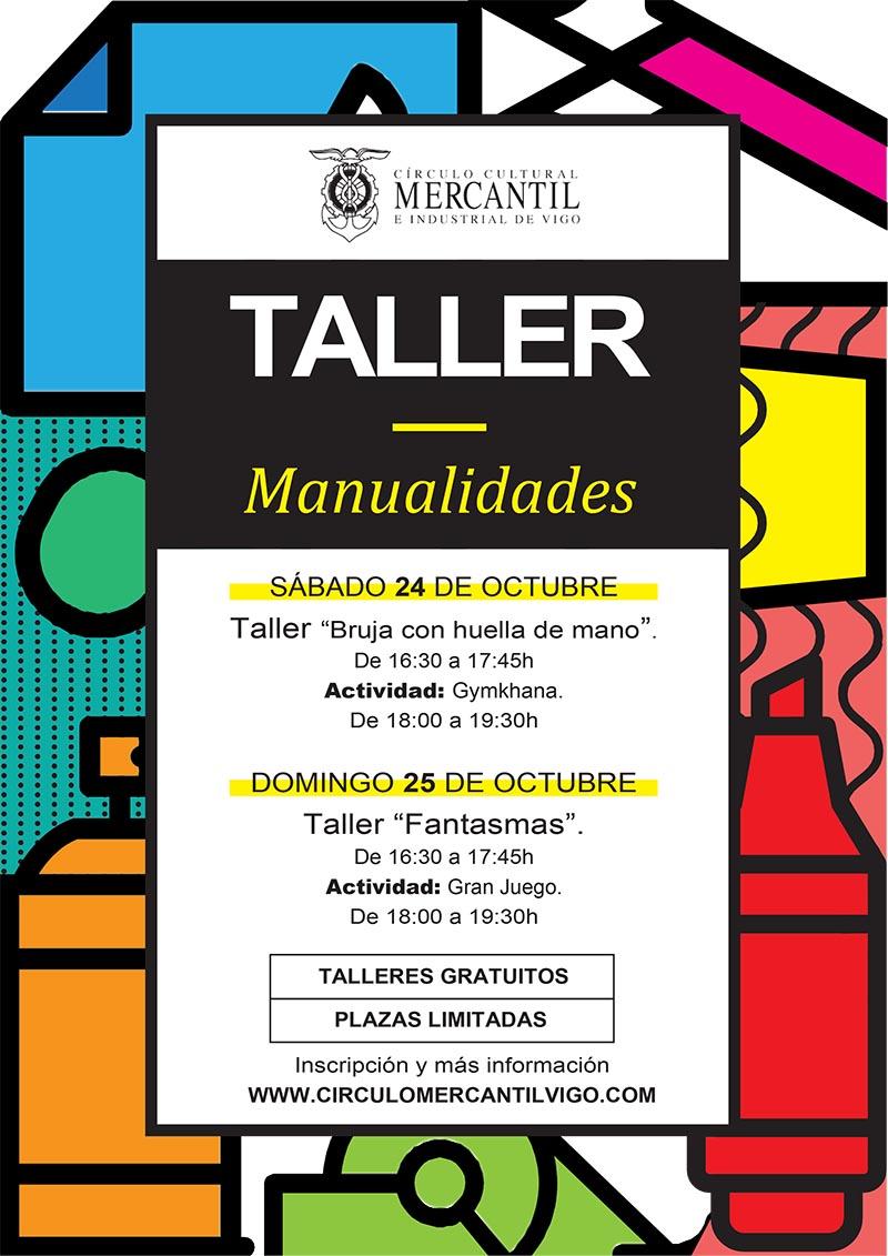 taller-MANUALIDADES octubre