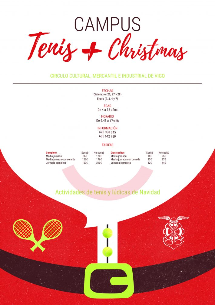 Campus Tenis + Christmas