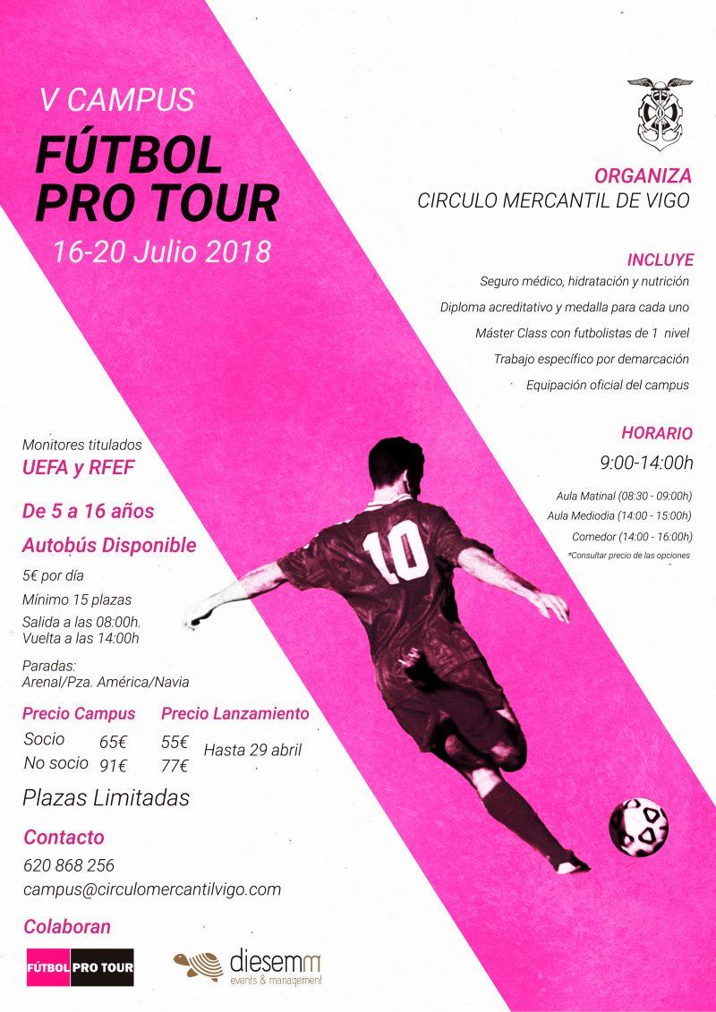 V CAMPUS FÚTBOL PRO TOUR