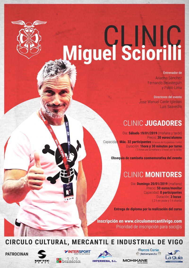 Clinic Miguel Sciorilli