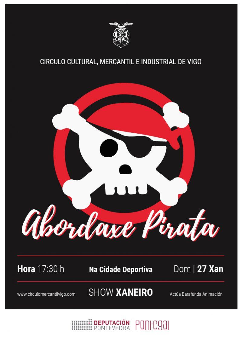 Abordaxe Pirata el 27 de enero