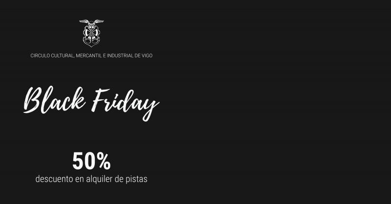Oferta Black Friday en el Mercantil