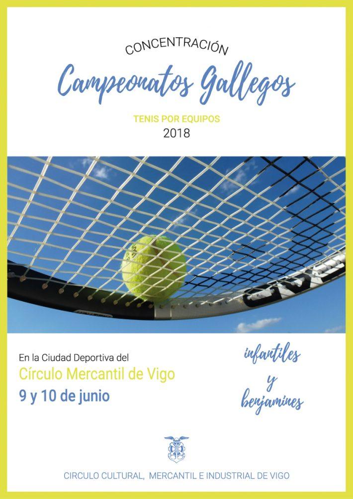 Campeonatos gallegos de tenis por equipos