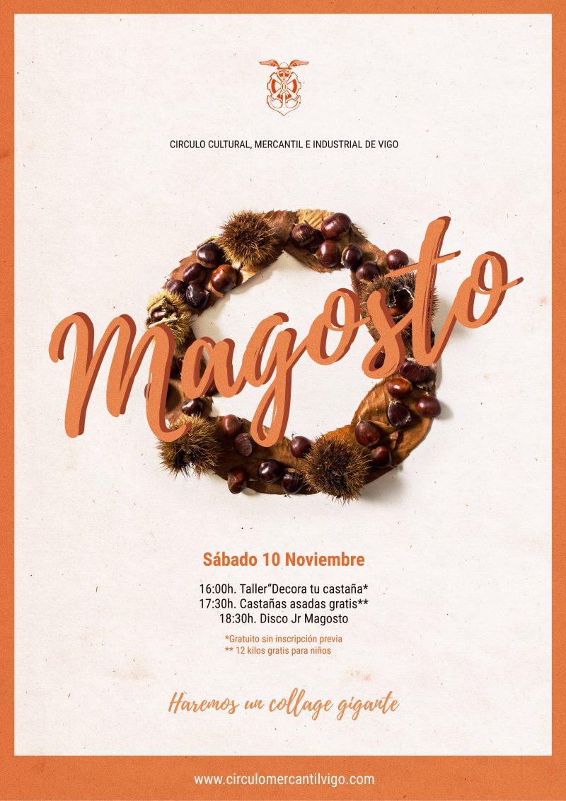 Ven a celebrar el Magosto este sábado 10