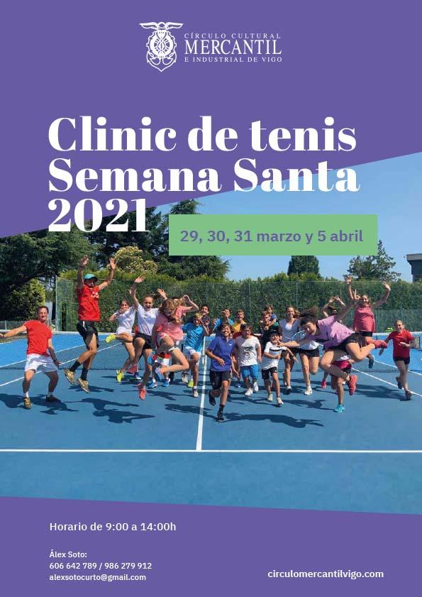 clinic semana santa TENIS