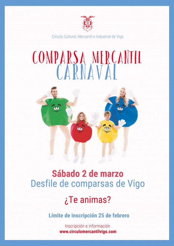 Comparsa Carnaval
