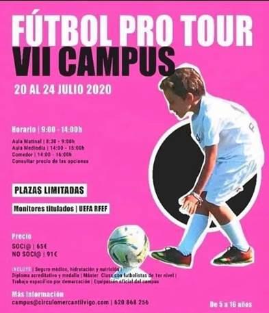 campamento futbol