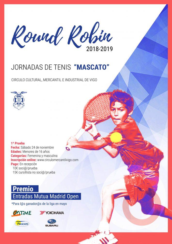 Roud Robin de tenis