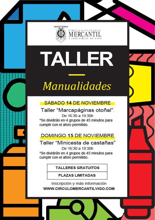 taller-MANUALIDADES noviembre
