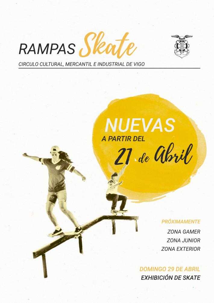 """Nuevas """"Rampas Skate"""""""