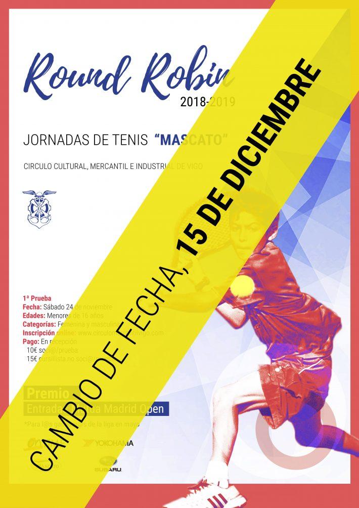 Round Robin de Tenis